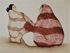 Navajo Women, state #2