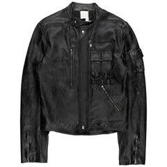 Ruffo Research SS2000 Leather Biker Jacket