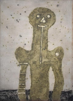 Torso, from: 15 Etchings Torso: 15 Aguafuertes - Mexican Art