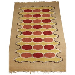 Rug, Anonymous, Sweden, 1950's