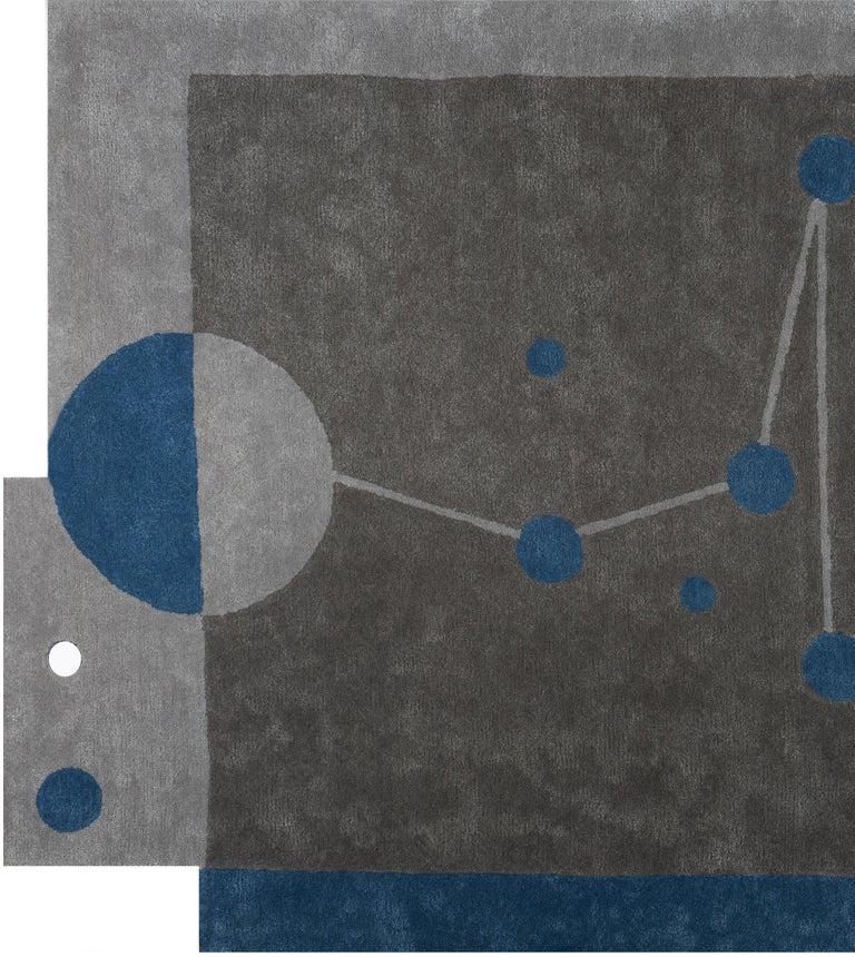 Other Rug / Carpet / Tekton / Silvino Lopeztovar / Calvirugs / Art321 For Sale