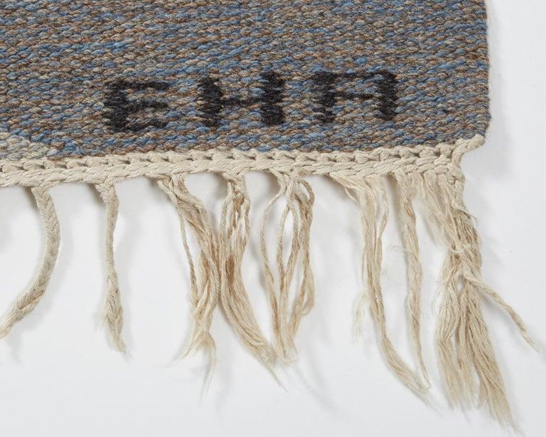 Swedish Rug Designed by Ethel Halvar Andersson, Sweden, 1960s For Sale
