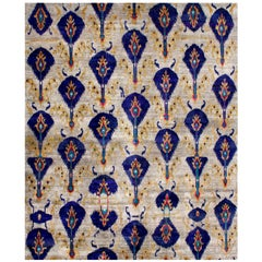 Rumi Collection, Levertov 'Sapphire' Sample Loan