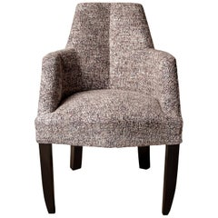 Rumi Dining Chair or Armchair