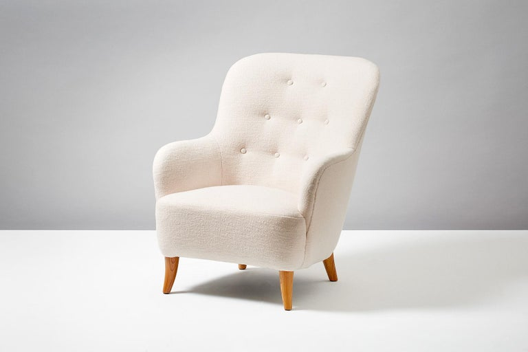 Runar Engblom Hotel Vaakuna Armchair, 1952 In Excellent Condition For Sale In London, GB