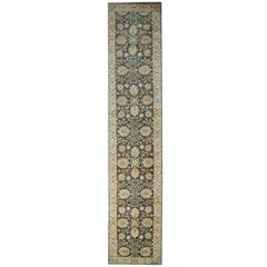 Runners Oriental Rugs, Handmade Carpet Area Rugs, Floral Stair Runner