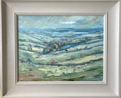 Rupert Aker, Hawling, Original landscape painting