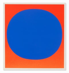 """Blue on Red (from """"Colour in the Round"""")"""