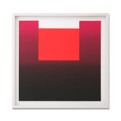 Different Reds, Abstract Art, Minimalism, Modern Art, 20th Century