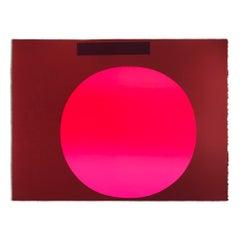 Zahl Metapher III, 1986/88, Silkscreen, Abstract Art, Minimalism, 20th Century