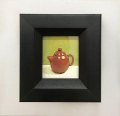 Red-Brown Teapot