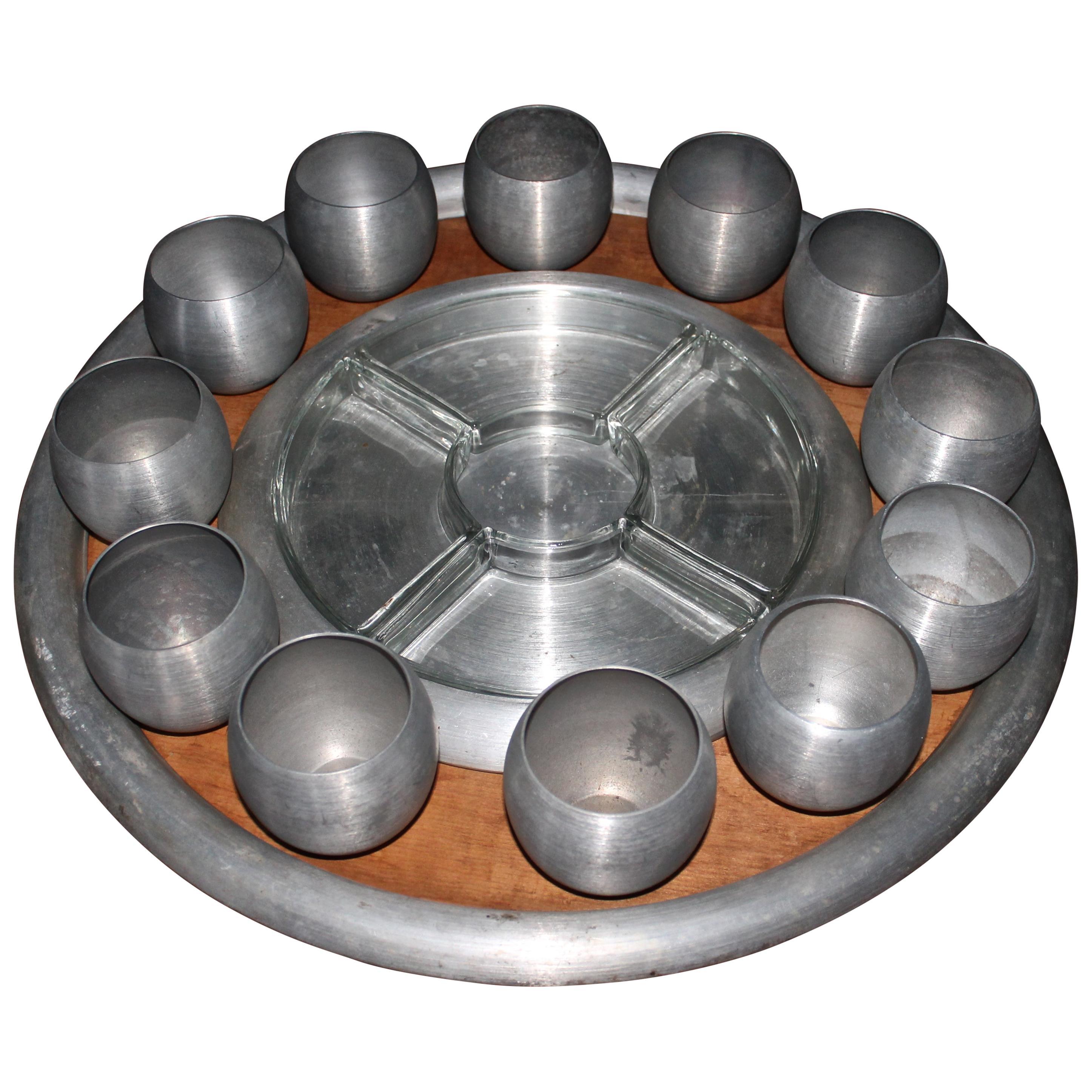 Spun Aluminum Series
