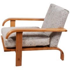 Russel Wright Easy Chair for Conant Ball's, American Modern, 1935