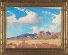 Nevada Skies