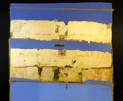 Cobaltphase I - Abstract Arcane Mythology / Magical Realism: Mixed Media