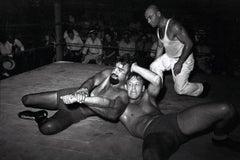 American Legion Wrestling Match, May 1938