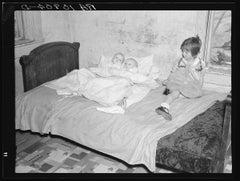 Stromberg Family, Gibbs City, Michigan, May 1937