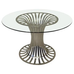 Russell Woodard Extruded Aluminum Outdoor/Patio Dining Table