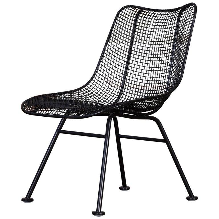 "Russell Woodard ""Sculptura"" Patio Side Chairs"