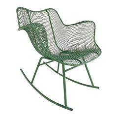 Russell Woodard Sculptura Rocking Chair
