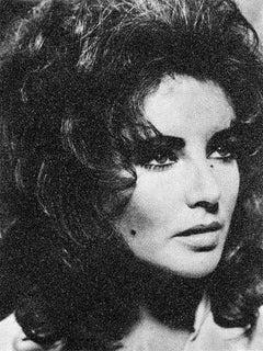 Elizabeth Taylor, Siren Black & White