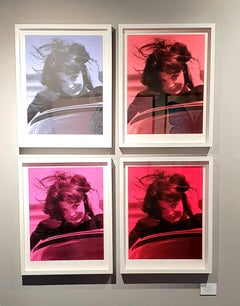 JACQUIE ONASSIS - set of 4