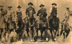 Magnificent Seven, Atomic Gold and Black