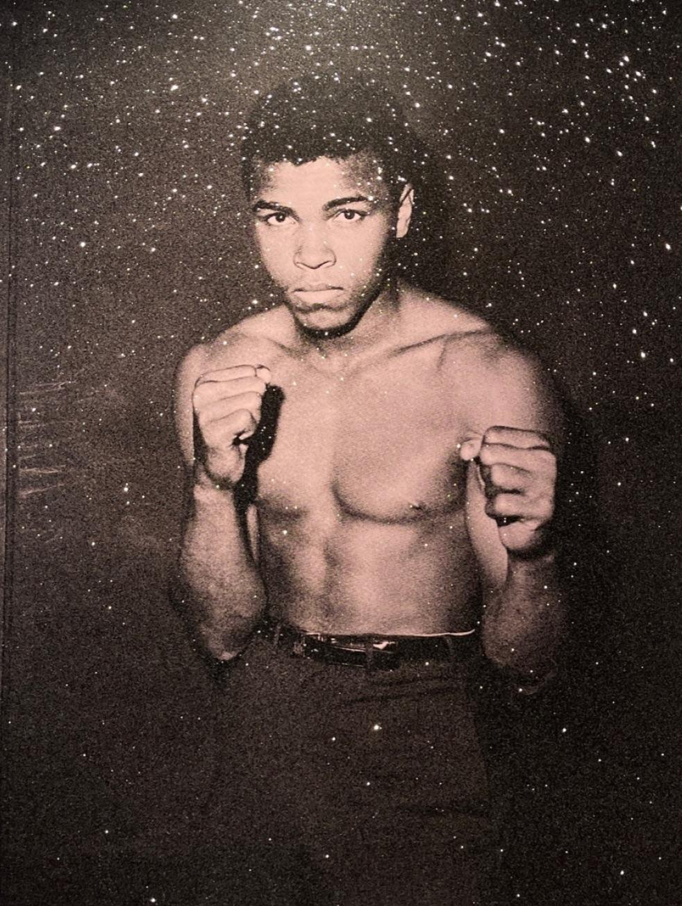 Ali, Screaming Smoketown Pink