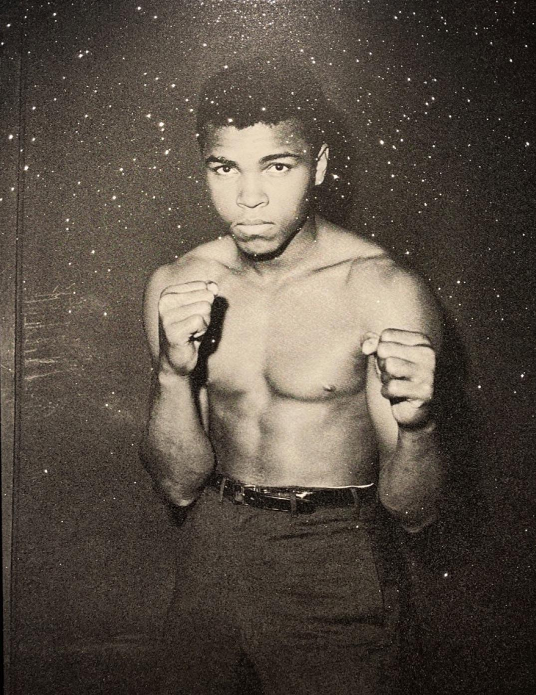Ali, Thunder White