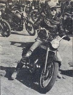 Brando Bike, Black & White