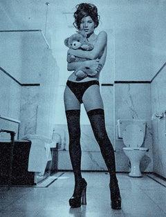 Kate Moss #2, Kings Blue