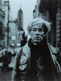 Andy Warhol, NYC, 2019