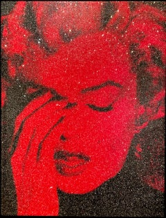 Marilyn Crying - Fire Red