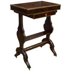 Russian 19th Century Mahogany Table