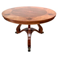 Russian Center Table by John Widdicomb