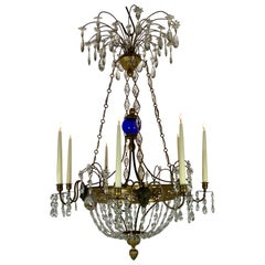 Russian Empire Chandelier, Early 19th C