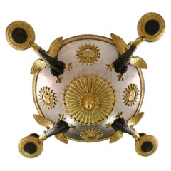 Russian Empire-Chandelier Made, ca 1810