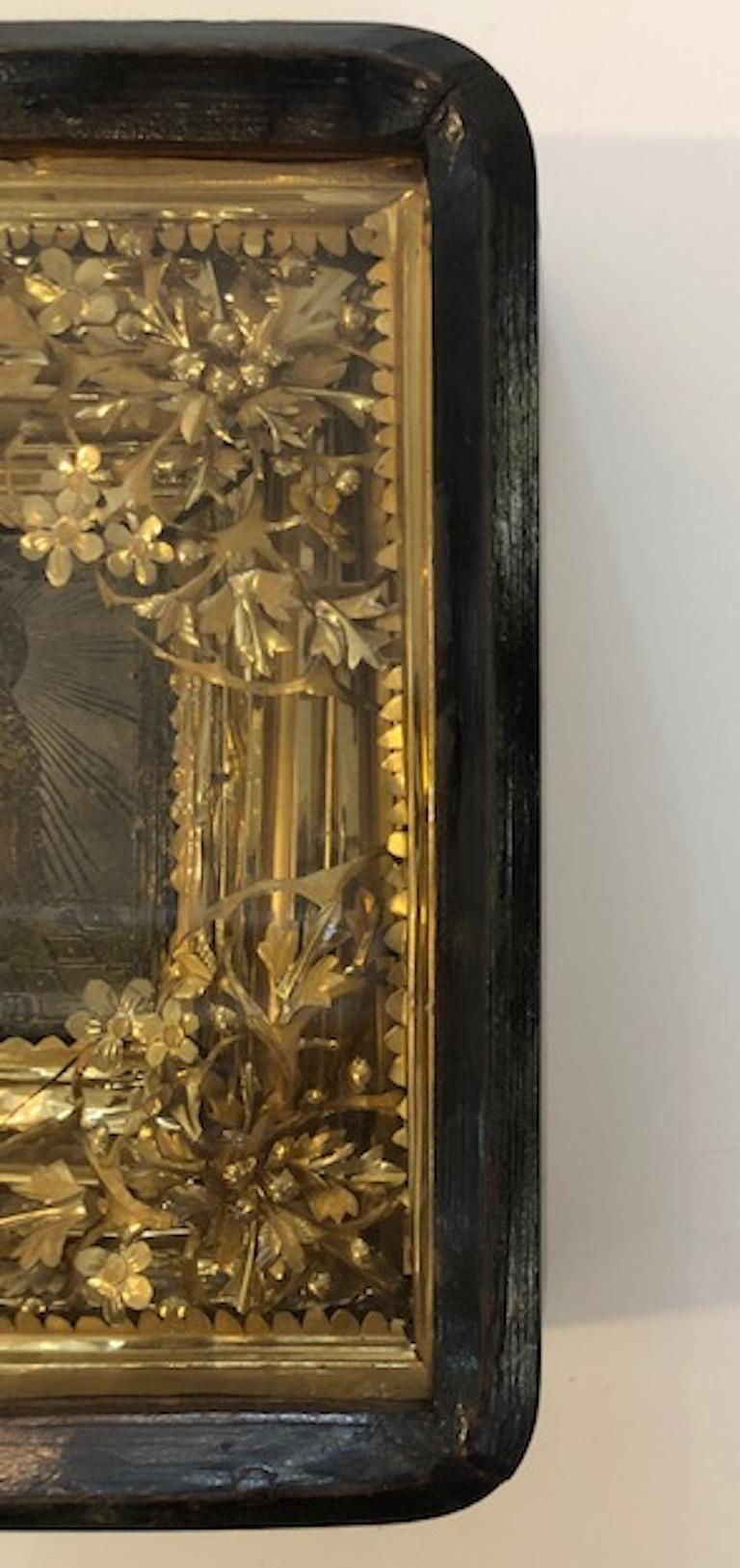 Russian Icon of Saint Alexander For Sale 1