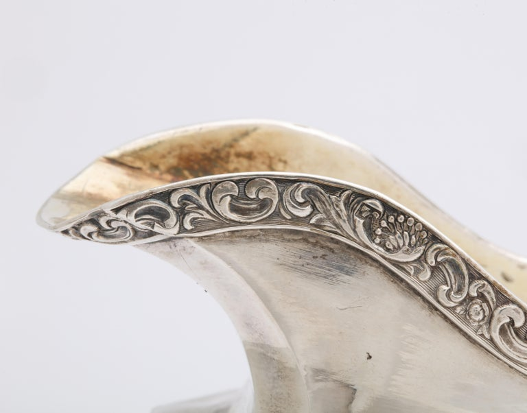 Russian Nicholas I Silver Creamer, Moscow, 1840 For Sale 8