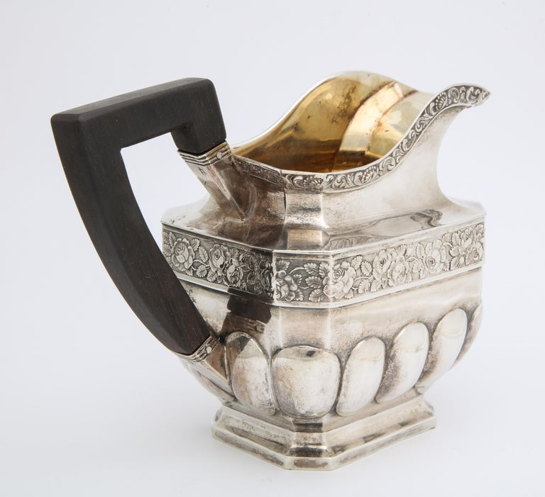 Women's or Men's Russian Nicholas I Silver Creamer, Moscow, 1840 For Sale