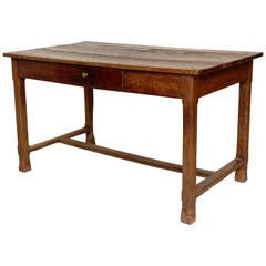 Rustic 19th Century French Oak Table