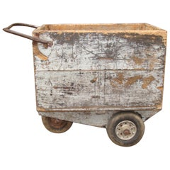 Rustic Barn Cart