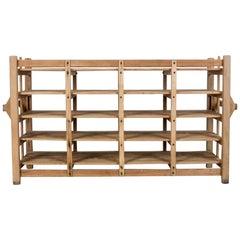 Rustic Belgian Wooden Crate