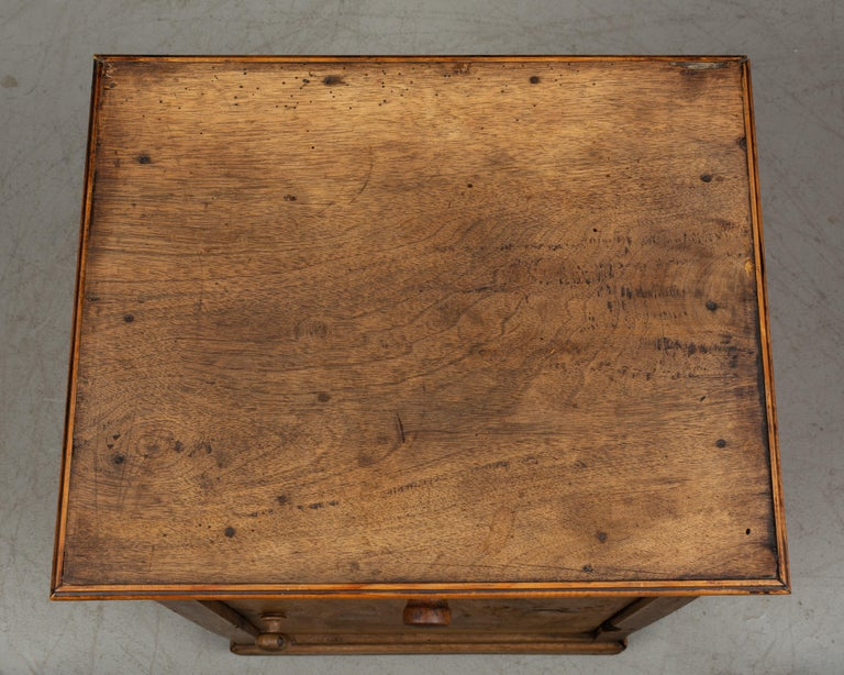 Rustic Country French Side Table 3