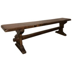 Rustic Country Pine Bench