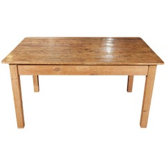 Rustic Country Pine Table