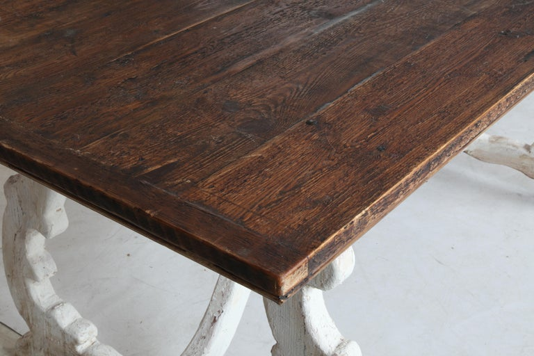 Country House Dining Table From Tuscany, Italy For Sale 2