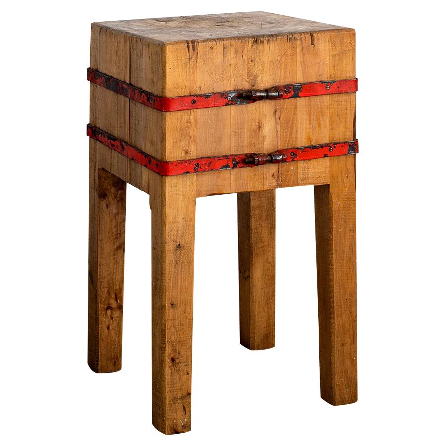 Rustic French Butcher Block