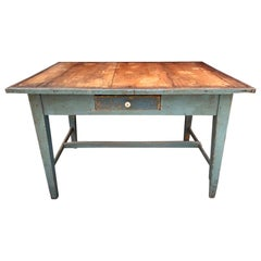 Rustic French Occasional Table