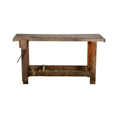 Rustic French Work Bench